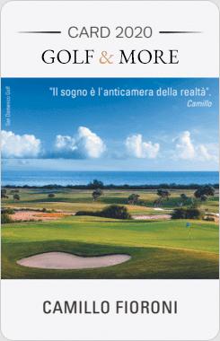 Golf & More Card