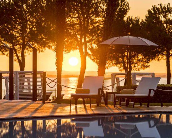 5 ÜF im Splendido Bay Luxury Spa Resort und 2 Green Fees