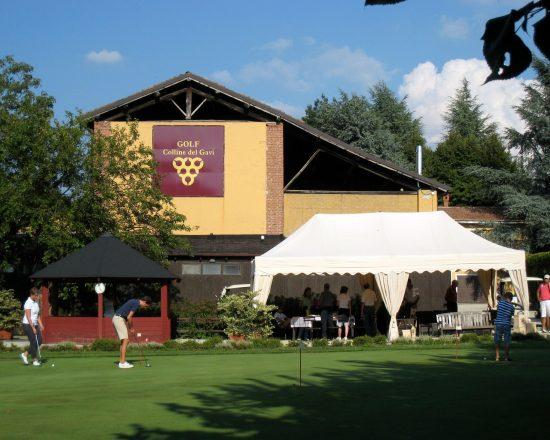 Foresteria del Golf Club Colline del Gavi