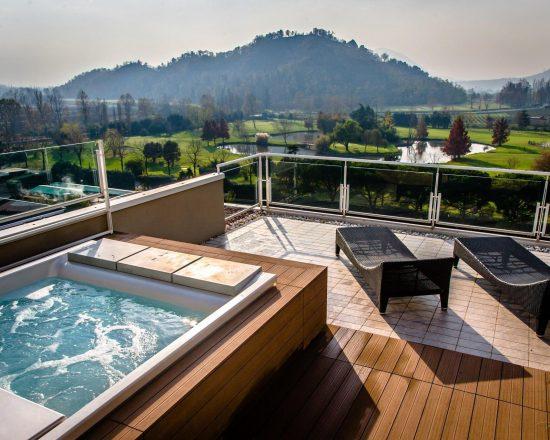 3 Nächte im Majestic Radisson Blu Resort Terme di Galzignano und 1 Greenfee je Person (GC Golf Terme di Galzignano)