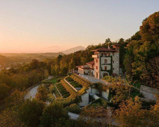 3 noches con desayuno incluido en Tenuta de l'Annunziata y 1 Greenfee por persona (Club de Golf La Pineta)