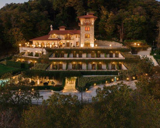 5 noches con desayuno incluido en Tenuta de l'Annunziata y 2 Greenfee por persona (Club de Golf La Pineta y Villa d Este)