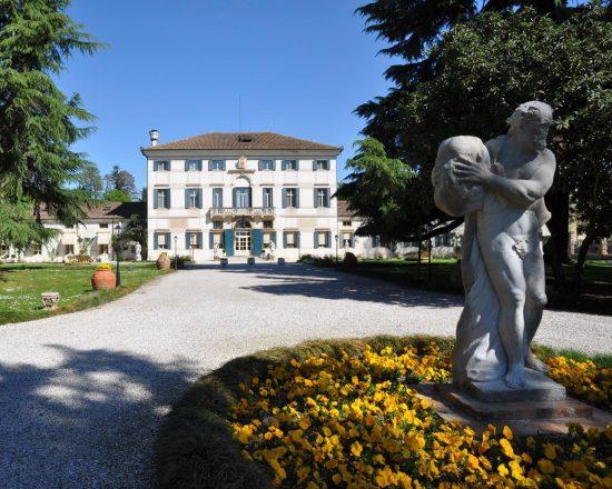 5 Nächte in der Villa Condulmer und 2 Greenfee je Person (Golf Club Villa Condulmer und GC Ca della Nave)