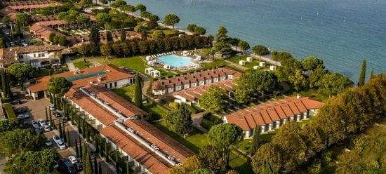 7 noches con desayuno incluido en Splendido Bay Luxury Spa Resort y 3 Greenfee por persona (GC Arzaga, GC Gardagolf y GC Chervo)