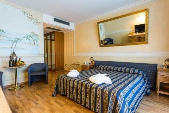 7 NTS en Hotel Porta del Sole y 3 Green Fees