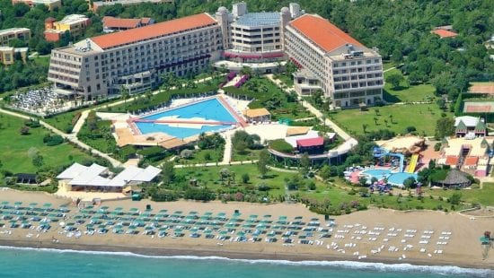 7 Übernachtungen in Kaya Belek mit all Inklusive und 3 Greenfees pro Person (GC Kaya Palazzo)