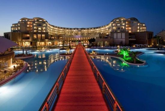 7 noches en Kaya Palazzo Golf Resort con todo incluido y 2 green fees (GC Kaya Palazzo)