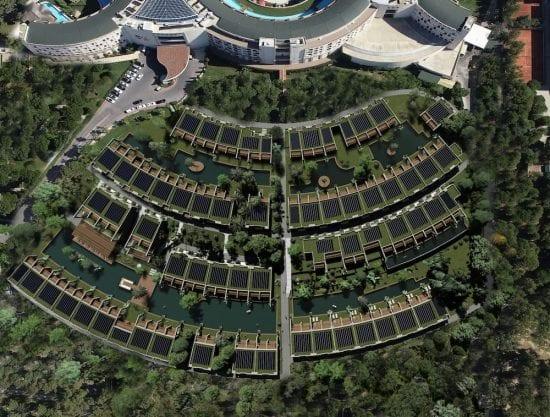 7 Übernachtungen im Kaya Palazzo Golf Resort mit all inclusive und 3 Greenfees (GC Kaya Palazzo)