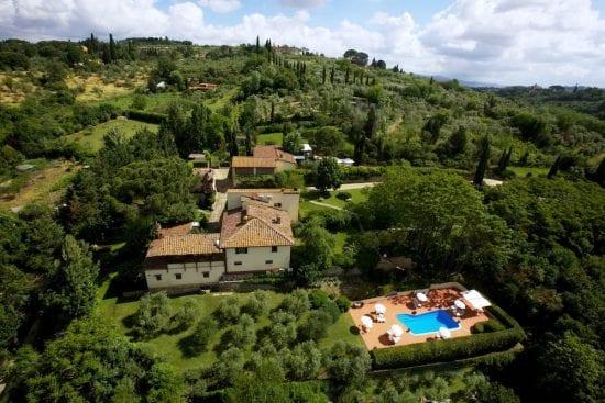 3 noches con desayuno incluido en Marignolle Relais & Charme Hotel y 1 Greenfee por persona (Club de Golf Ugolino)
