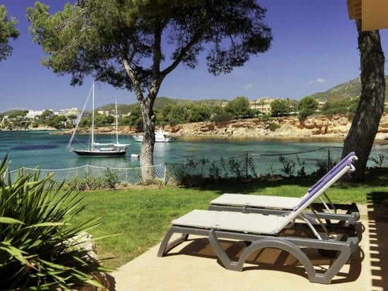 5 nuits à l'hôtel Punta Negra avec petit déjeuner et 2 green fees par personne (GC Bendinat & Son Termes)