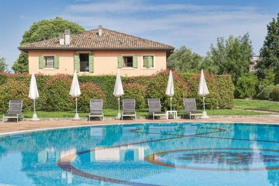 7 Nächte im Active Hotel Paradiso & Golf und 3 Greenfee je Person (Golfclub Paradiso del Garda,Chervo und Verona)