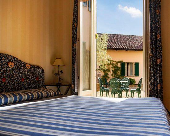 8 noches con desayuno incluido en Hostellerie du Golf y 4 Greenfee por persona (Club de Golf Ciliegi, La Margherita, Torino la Mandria y Royal Park i Roveri)
