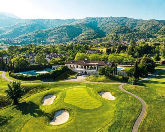 3 Nächte in der Foresteria Golf Club Asolo und 1 Greenfee je Person (Golfclub Asolo)