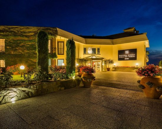 3 nights with breakfast at Baglioni Resort Cala del Porto and one green fees per person (Punta Ala Golf Club)