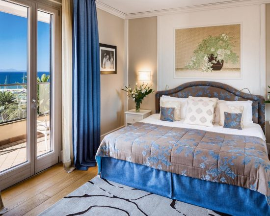5 nights with breakfast at Baglioni Resort Cala del Porto and two green fees per person (Punta Ala Golf Club and Toscana)