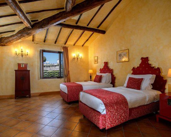 5 Nächte im La Bagnaia Golf & Spa Resort Siena und 2 Greenfee je Person (Royal Golf La Bagnaia und Castelfalfi)