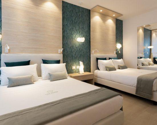5 Nächte im The Sense Experience Resort und 2 Greenfee je Person (Golfclub Toscana und Punta Ala)