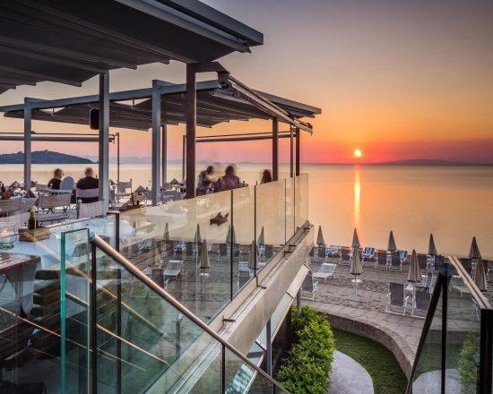 7 nights with breakfast at Baglioni Resort Cala del Porto and three green fees per person (Punta Ala Golf Club, Toscana and Argentario)