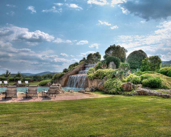 7 Nächte im La Bagnaia Golf & Spa Resort Siena und 3 Greenfee je Person (Royal Golf La Bagnaia, Castelfalfi und Ugolino)
