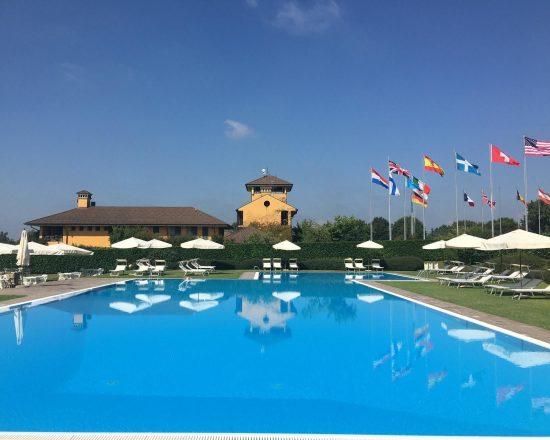 7 Nächte im Foresteria del Golf Club Castelconturbia und 3 Greenfee je Person (Golfclub Castelconturbia, Bogogno und dei Laghi)