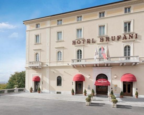 3 Nächte im SINA Brufani und 1 Greenfee je Person (Golf Club Perugia)
