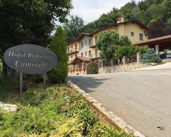3 Nächte im Hotel Camoretti Restaurant und 1 Greenfee je Person (Golf Club Bergamo L'Albenza)