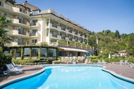 3 noches con desayuno incluido en Villa e Palazzo Aminta Hotel Beauty & SPA y 1 Greenfee por persona (Golf Des Iles Borromees)