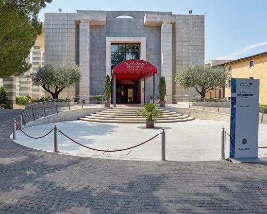 3 Nächte im Villa Quaranta Tommasi Wine Hotel & Spa und 1 Greenfee je Person (Golf Club Verona)