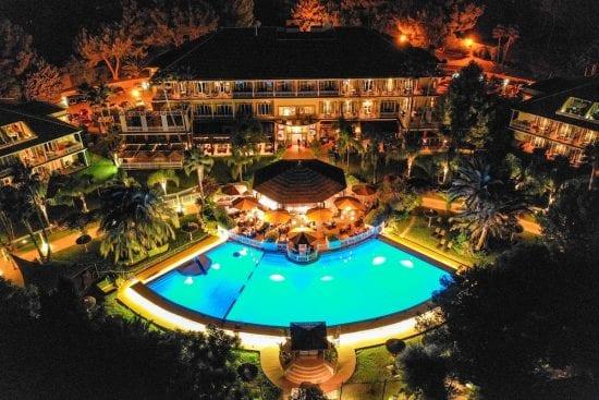 5 Nächte im Lindner Golf Resort Portals Nous inklusive Frühstück, 3 GF (GC Son Muntaner, Son Vida und Son Termes) und Mietwagen
