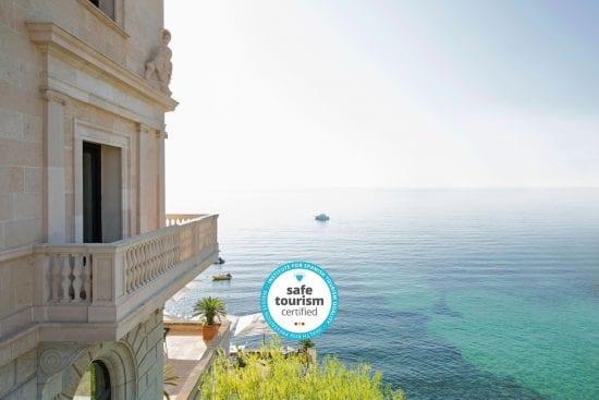 6 Übernachtungen im Hotel Hospes Maricel & Spa mit Frühstück und 3 Greenfees (GC Son Vida, Son Muntaner und Bendinat)