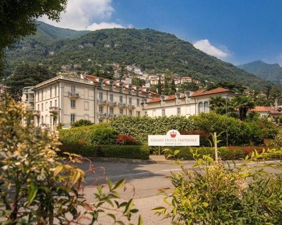 7 Nächte im Grand Hotel Imperiale und 3 Greenfee je Person (Golfclub Villa d Este, La Pinetina und Monticello)