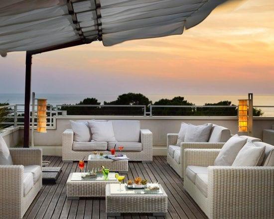 7 Nächte im Hotel Versilia Lido UNA Esperienze und 3 Greenfee je Person (Golf Club Forte dei Marmi, Tirrenia und Cosmopolitan)