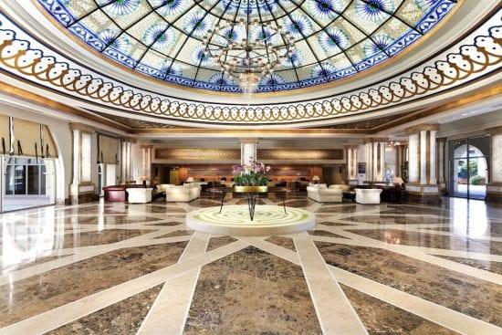 7 noches en el hotel Kempinski todo incluido con 3 green fees por persona en el Antalya Golf Club (2 en Pasha y 1 en Sultan)