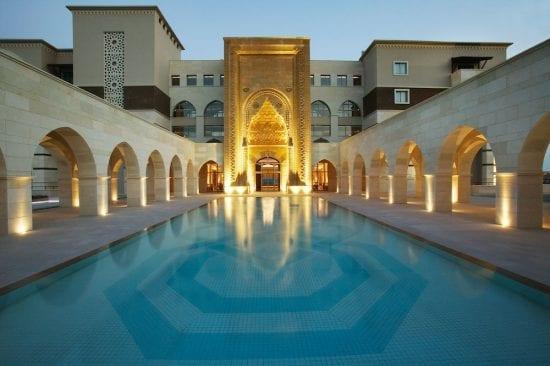 7 Übernachtungen im All-Inclusive-Hotel Kempinski mit 5 Greenfees pro Person im Antalya Golf Club (3 im Pasha und 2 im Sultan)