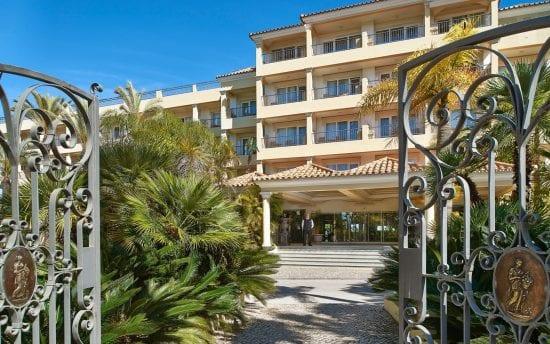 7 Übernachtungen im Ria Park Hotel & Spa mit Frühstück und 3 Greenfees pro Person (GF Quinta do Lago, Quinta do Lago Süd und Nord)