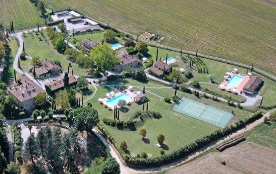 3 noches en Monsignor della Casa Country Resort & Spa Tuscany y 1 green fee por persona (Golf Club Poggio dei Medici)