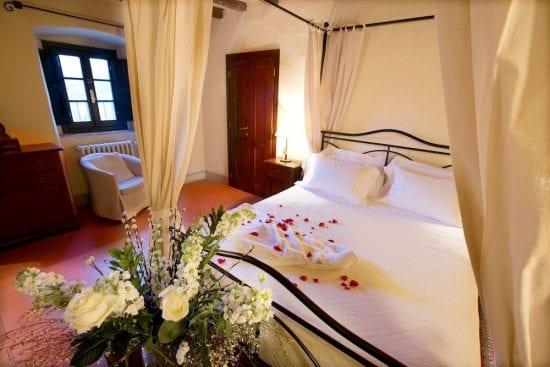 5 Nächte im Monsignor della Casa Country Resort & Spa Tuscany und 2 Greenfee je Person (Golf Club Poggio dei Medici und Ugolino)
