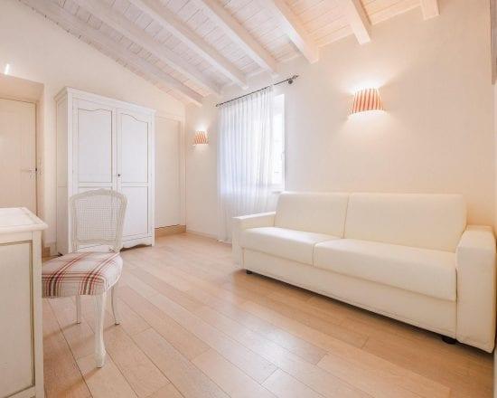 5 Nächte in der Villa Moron und 2 Greenfee je Person (Golfclub Verona und Ca degli Ulivi)