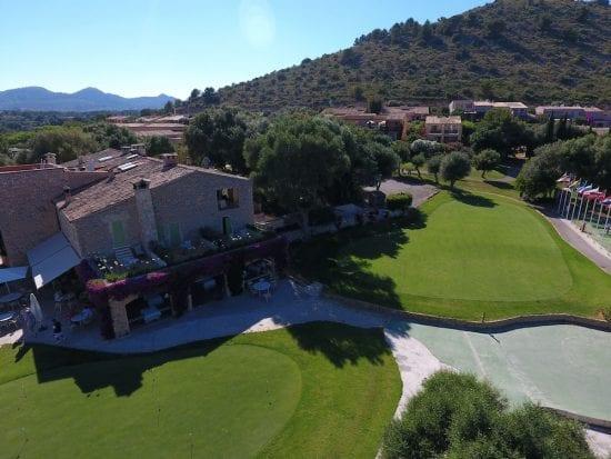5 Nächte im Pula Golf Resort inklusive Frühstück, unbegrenztes Golf und 1 GF im GC Capdepera