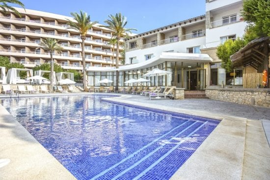 7 Nächte im Be Live Adults Only La Cala Boutique Hotel inklusive Frühstück, 5 GF pro Person und Mietwagen