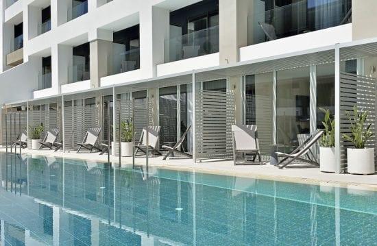 7 Übernachtungen im Hotel INNSiDE by Melia Palma Bosque inklusive Frühstück, 5 GF pro Person und Mietwagen