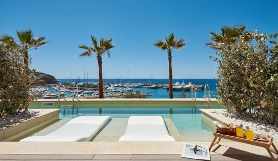 7 Übernachtungen im Hotel Pure Salt Port Adriano inklusive Frühstück und 3 Greenfees pro Person (GC T-Golf, Santa Ponsa und Andratx)