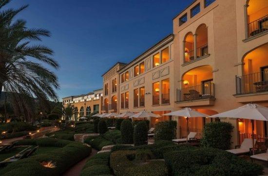 7 noches en Steigenberger Hotel & Resort Camp de Mar con desayuno incluido y 3 green fees por persona (GC Andratx, T-Golf y Bendinat)