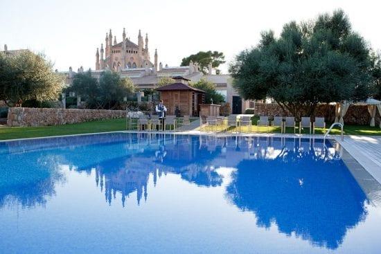 7 Übernachtungen im Hotel Zoëtry Mallorca inklusive Frühstück und 3 Greenfees pro Person (GC Son Antem Ost, West und Maioris)