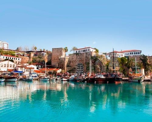 Golfreisen Antalya