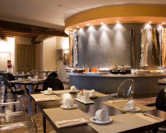 7 Nächte im Hotel Settecento und 3 Greenfee je Person (Golfclub Bergamo Albenza, Franciacorta und Villa Paradiso)