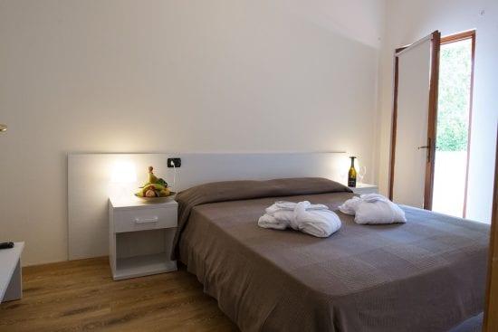8 Nächte im Hotel Porta del Sole und 4 Greenfee je Person (Golfclub Gardagolf, Arzaga, Paradiso del Garda und Chervo)
