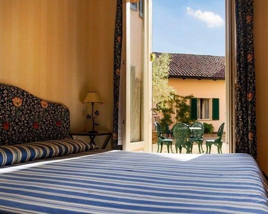 9 Nächte im Hostelliere du Golf und 5 Greenfees je Person (GC Ciliegi, La Margherita, Torino La Mandria, Royal Park I Roveri und Le Fronde)