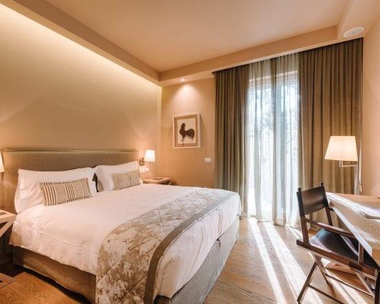 9 noches en Tenuta de l'Annunziata y 5 green fees por persona (GC La Pineta, Varese, GC Villa d Este, GC Carimate y GC Monticello)