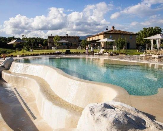 3 noches en Tenuta Le Tre Virtu y 1 green fee por persona (Club de Golf Poggio dei Medici)
